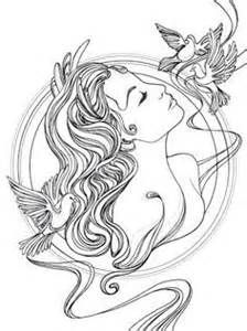 39 Best Rose Drawing Stencil Tattoo Designs images ...