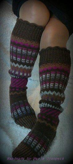 Wool Socks, Knitting Socks, Hand Knitting, Leg Warmers, Cold Feet, Pattern, Facebook, Color, Tricot