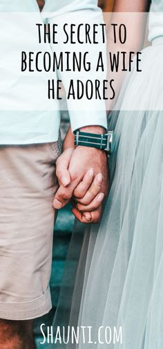 If you want to be a wife that your husband adores, practice using an affirming tone and eliminating a contentious one.