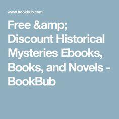 Free & Discount Historical Mysteries Ebooks, Books, and Novels - BookBub