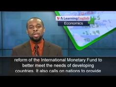 UN Group Calls for Secure Financial Base to World Economy - YouTube