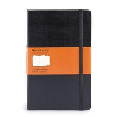 Moleskine Large Japanese Notebook (5 x 8.25)