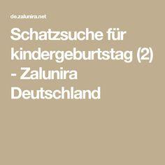 Schatzsuche für kindergeburtstag (2) - Zalunira Deutschland