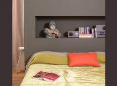 Chambre idéale pour une petite surface / Ideal bedroom for a small ...