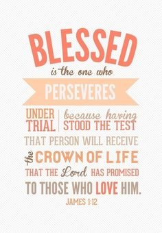Through our trials we found God, and he has blessed us beyond words!!  I am so thankful!