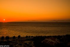 Sunset - Rhodes a by Andreas Pantziarides on 500px