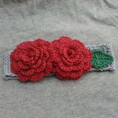 Crochet Head band