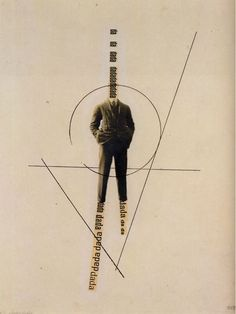 John Heartfield   Dada Picture   c. 1923