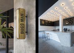 Travis Walton crafts badass burger joint for Bo$$ Man Bali