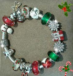 Pandora Christmas Bracelet