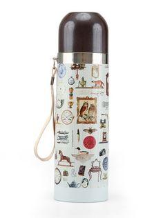 Disaster - Bílá termoska Granny s Attic s obrázky - 1 fe7b1fe706