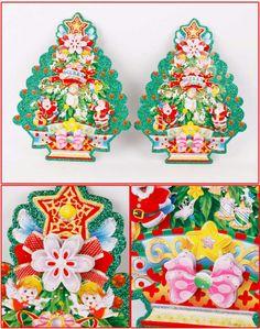 35CM Christmas Decoration Christmas Tree Sticker 2