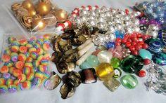 Beads Bead lots Bulk beads Grab bag