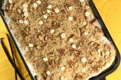 New Test Kitchen Recipe: Vanilla Dessert Lasagna