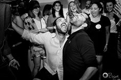 Crazy wedding party photos in Sifnos by rChive Visual Storytellers