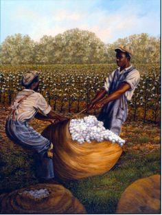 Working The Cotton Fields janıce northcutt huse