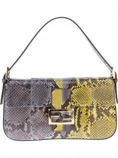 FENDI  Baguette  Shoulder Bag by Fendi Baguette 13b3a30d33fbe