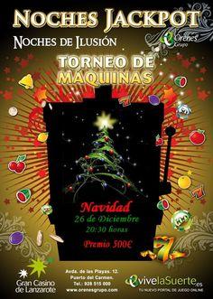 """Torneo de Máquinas """"Navidad"""""""