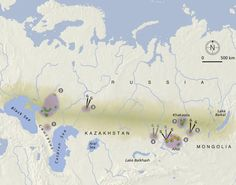 Ancestry and demography and descendants of Iron Age nomads of the Eurasian Steppe Turkic Languages, Semitic Languages, Eurasian Steppe, Logistic Regression, Golden Horde, Blue Green Eyes, Indian Language, Sumerian, Important Facts