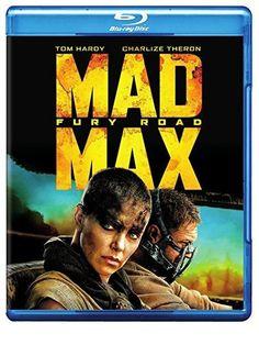 Mad Max: Fury Road (Blu-ray + DVD + Digital HD) Tom Hardy, Charlize Theron, Nicholas Hoult, Hugh Keays-Byrne, Nathan Jones