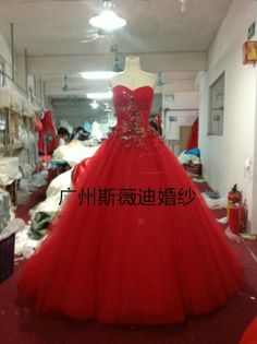 SW-1304 color wedding dress make by sweetday wedding dress factory,welcome OEM/ODM  .Email: sweetdaysmile@gmail.com