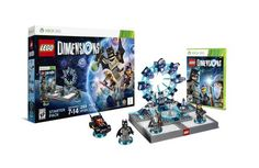 LEGO Dimensions: Building Bricks Merge with a Video Game to Open Up a World of Adventure - available for Xbox One PlayStation 4 Nintendo Wii U Xbox Lego Batman, Lego Marvel, Spiderman, Wii U Games, Lego Games, Lego Dimensions Ps4, Legos, Xbox One, Figurine Lego