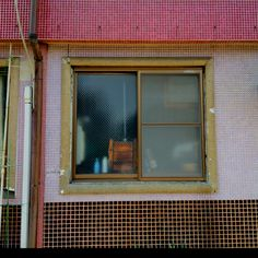 The site of red light district at Aichi, JAPAN. The Apartment named KAMOME -means gull in Japanese- .