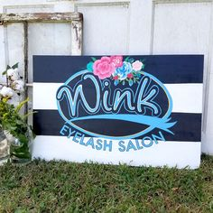Custom Business sign 20 x 30, Logo sign, commercial sign, Vendor craft show, specialty signs by Elysianshoppe on Etsy