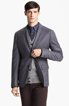Theory 'Tobius F TS Melfort' Sportcoat available at #Nordstrom