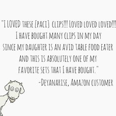 Real #amazon reviews about our Billy Goat Baby Gear pacifier clips! #babystyle #babyootd #babyresgistry #babygear #newmom