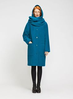 Huppelus-takki | Marimekko