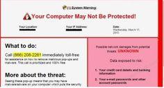 Entfernen System-virus-alert.com pop-up: wissen, die Deinstallation Leitlinie System-virus-alert.com pop-up – Saubere PC Malware