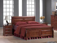 PAT DUBLU BOSTON 165 CM CIRES ANTIC STIL CLASIC - 500 LEI REDUCERE pe Artimgroup.ro  #pat #bet #lemn #lemnmasiv #cires #cherrywood #patdublu #dormitor #bedroom #bedroomdecor Boston, Ron, Shabby Chic, Bedroom Decor, Simple, Interior, Modern, Furniture, Design