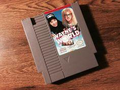Wayne's World for NES