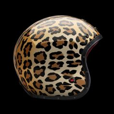 One day I will own a cute little Vespa and I'll buy this cute little helmet to go with it!
