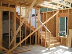 image result for apartment addition above garage stairs inside garage