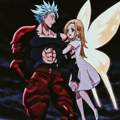 My Hero Academia Memes, Hero Academia Characters, My Hero Academia Manga, Fictional Characters, Fairy Tail Natsu And Lucy, Fairy Tail Manga, Seven Deadly Sins Anime, 7 Deadly Sins, Ban E Elaine