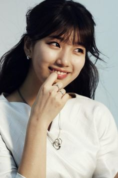 miss A Suzy Natural and Sweet Beauty for Swarovski [21PHOTOS] : Photos : KpopStarz