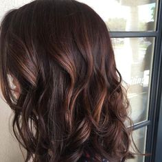 Fall hair color is popping up everywhere! Hit that heart if you are ready for Pumpkin season...whoops we mean Fall. Bethany delivered gorgeous locks yet again! #repost