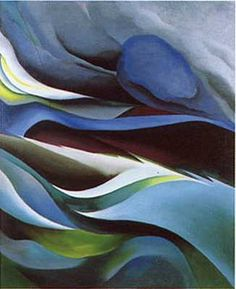 From the Lake No.1, O'Keeffe
