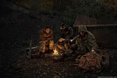 Campfire by NuclearSnailStudios on DeviantArt