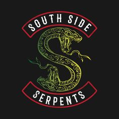 Check out this awesome 'South+Side+Serpents' design on @TeePublic!