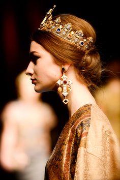 Crown, elegance