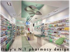 Italy's N.1 pharmacy design http://patriciaalberca.blogspot.com.es/