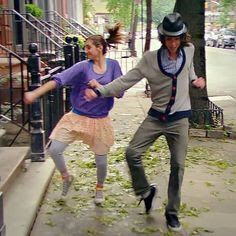 Step up 3 moose and camille