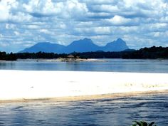 Praia de rio,S. Gabriel da Cachoeira