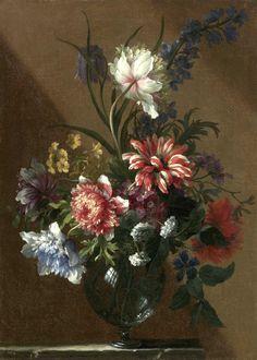 Jean-Baptiste Monnoyer (1636-1699) —  (802x1123)