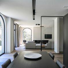 House VM in Schilde, Antwerp, Belgium Architecture & interior:  Dennis T' Jampens from 'D' Architectural Concepts @dennisdtj #interior #interiors #instainterior #interiordesign #design #cleanlines #simplicity #neutralinterior #decor #instadecor #interiordecor #styling #interiorstyling