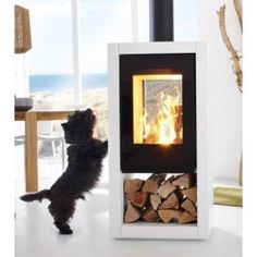 Spartherm A8 Double-sided wood-burning stove from Spartherm Ambient Stove range is an exquisite design for the modern home.  This contemporary double sided wood burner gives powerful radiant heat with a nominal output of 5.9kW. The Ambient A8 Stove has outstanding combustion efficiency of 80% and can be installed with a top outlet only.  You can site this modern double sided wood burner on a decorative 12mm thick hearth.  The Spartherm A8 Stove allows for a direct external air supply to be…