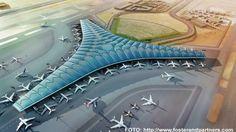 Resultado de imagen para aeropuertos arquitectura